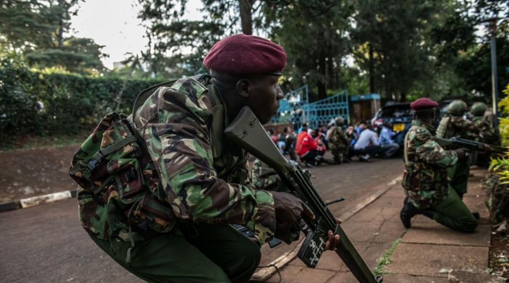 Най-малко 15 жертви след нападение в Найроби (ВИДЕО/СНИМКИ)