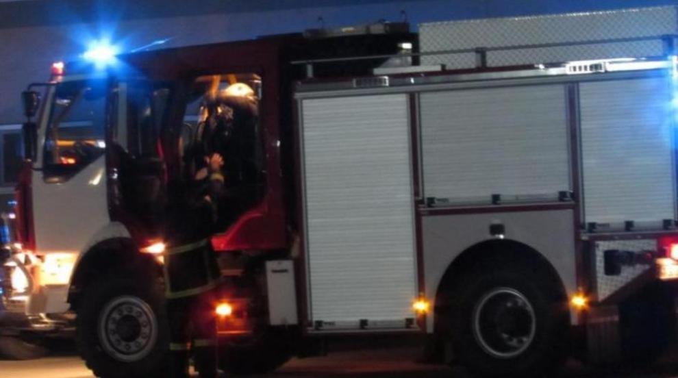Пожар в пловдивски клуб, евакуираха посетителите...