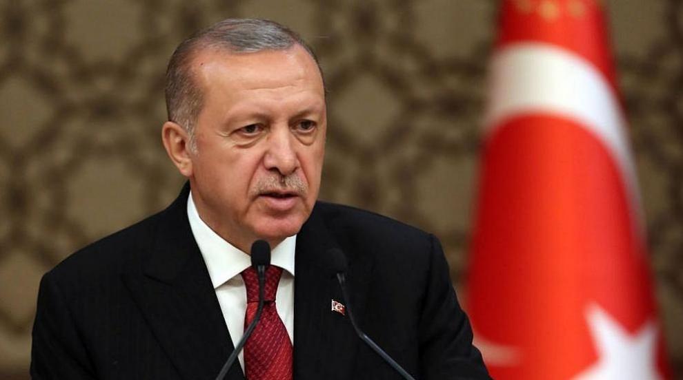 Ердоган: НАТО остави Турция сама срещу тероризма