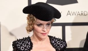<p>Мадона с <strong>първа поява</strong> след като <strong>скандализира</strong></p>