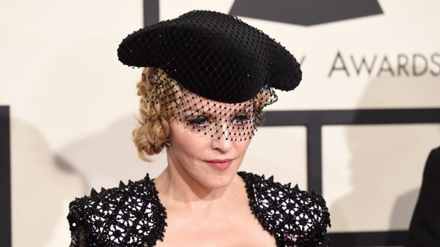 <p>Мадона с <strong>първа поява</strong> след като <strong>скандализира&nbsp;</strong></p>