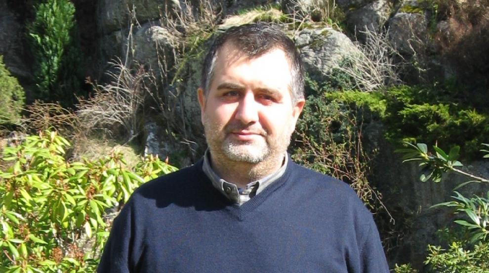 Български баща се бори да запази децата си
