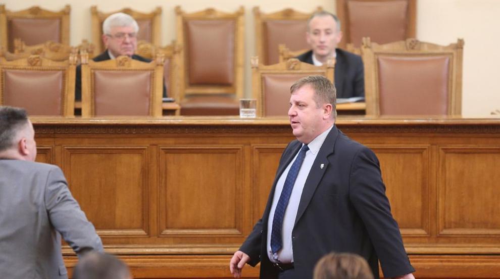 Парламентът одобри преговори със САЩ за F-16