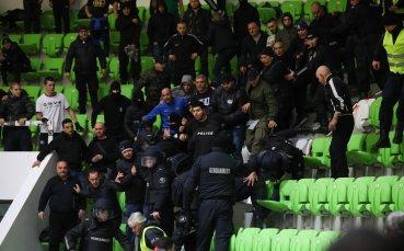 Ново напрежение и бой на Балкан - Левски Лукойл