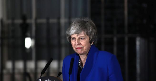 Снимка: Тереза Мей: Политиците трябва да постигнат консенсус по план за Брекзит