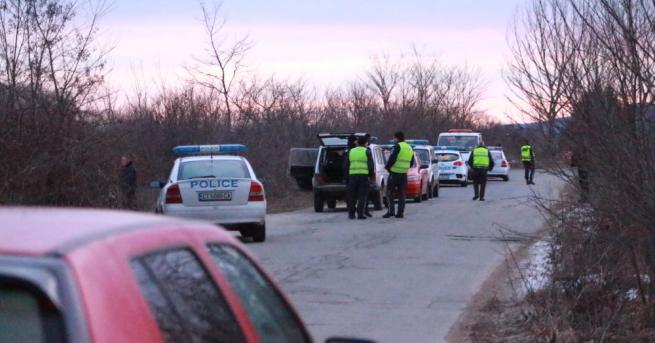 Снимка: Над 360 км трима пияни разиграват с преследване полицаи