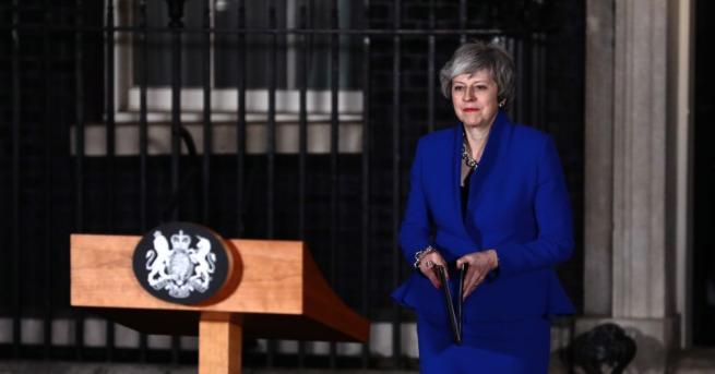 Снимка: Какви са вариантите пред Тереза Мей след вота на недоверие?