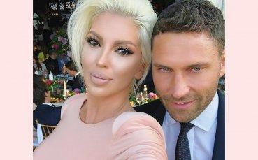 Скандална футболна съпруга моли сръбския президент за помощ