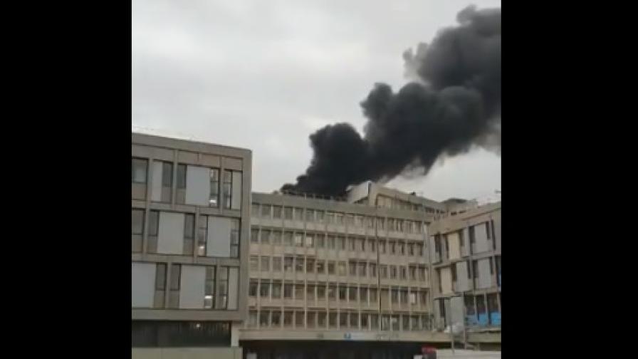 Мощна експлозия в университета в Лион
