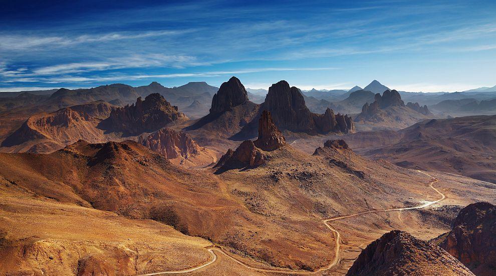 Пирамиди в Алжир пазят тайни на 16 века (СНИМКИ)