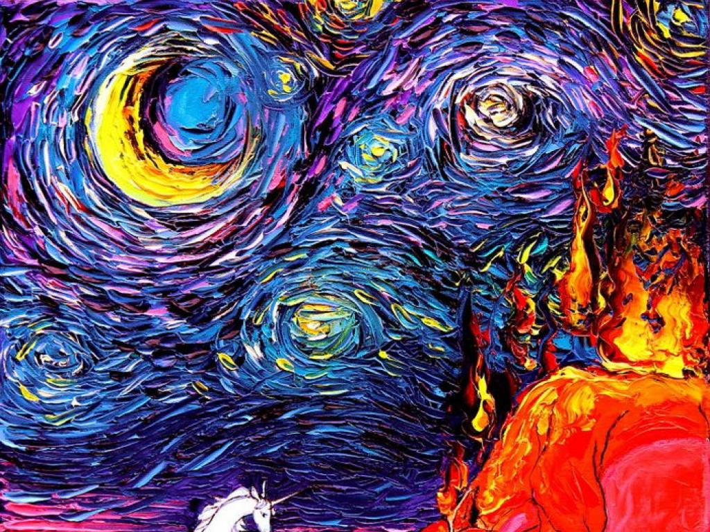 Айа Триер - талантливата художничка, бъркана с Ван Гог