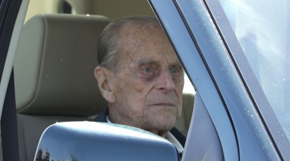 Алкохолната проба на 97-годишния принц Филип е отрицателна (СНИМКИ)