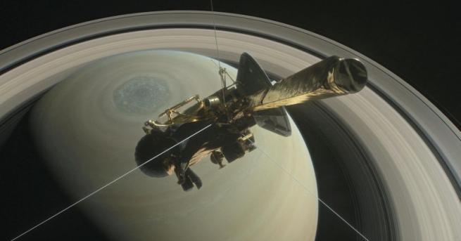 Пръстените на Сатурн са много по-млади, отколкото се смяташе досега,