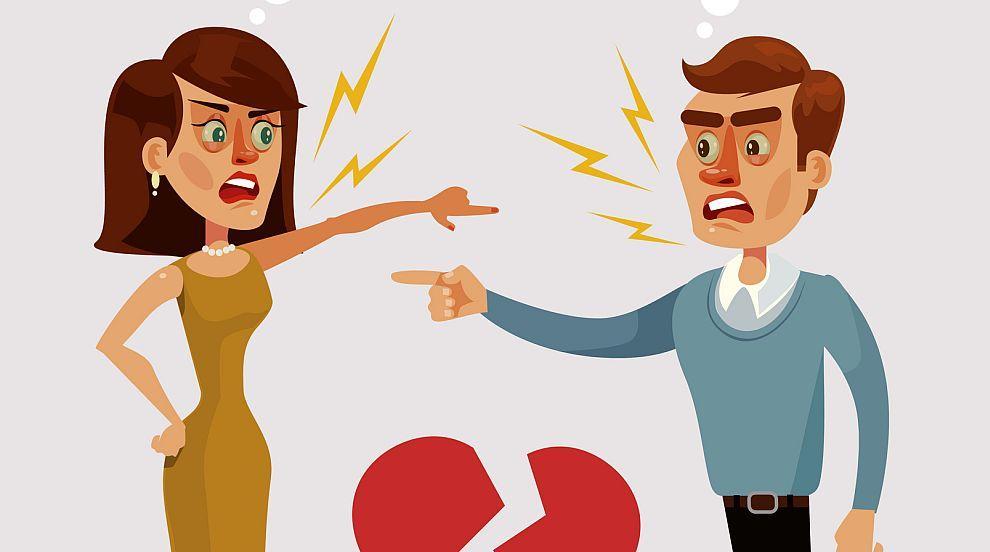 Ако мислите за развод, направете го, докато децата са малки
