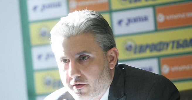 Павел Колев е новият изпълнителен директор на Левски, информира официалният