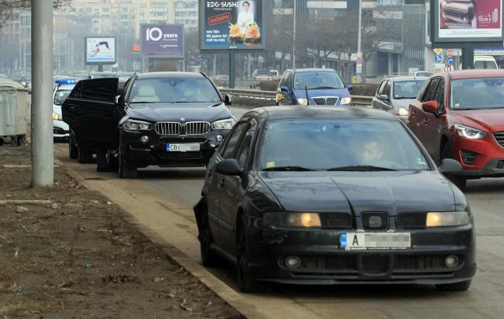 катастрофа на България в София