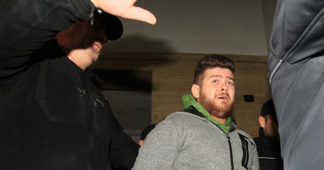 Съдът гледа мярката за неотклонение на Васил Василев – заподозреният