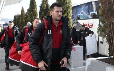 ЦСКА се готви за втората си контрола в Испания
