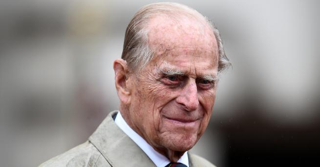 Снимка: Принц Филип отново в пътно нарушение два дни след катастрофата