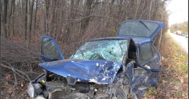 Снимка: Шофьор дължи над 10 000 лева заради катастрофа