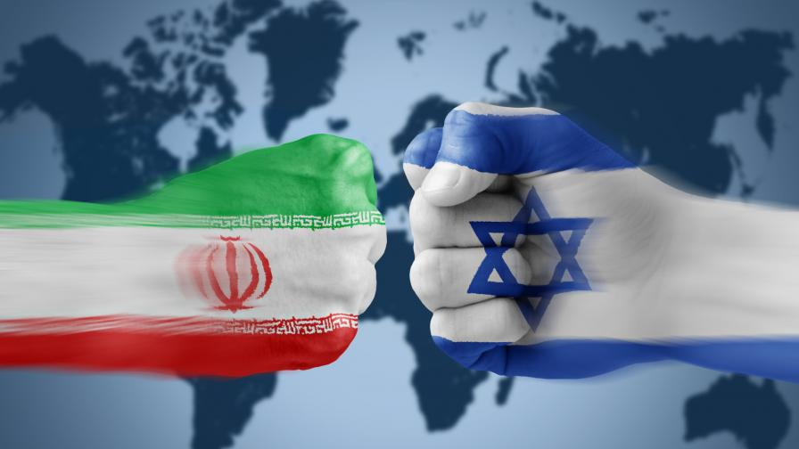 <p>Израел и Иран открито ескалират конфликта помежду си</p>
