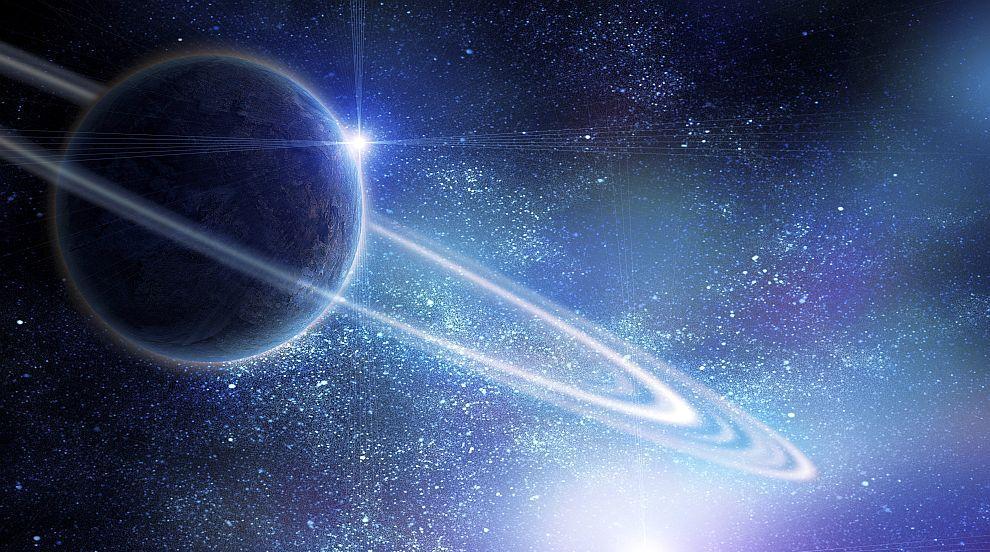 Разкриха колко продължава денонощието на Сатурн
