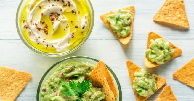 През последните години хумусът се превърна в основен продукт в