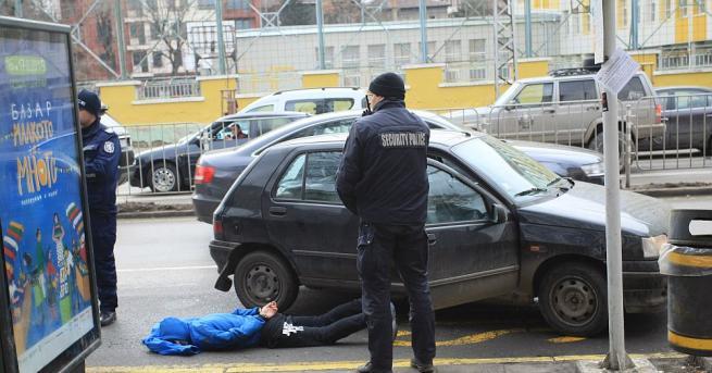 """При спецакция на полицията на столичния булевард """"Васил Левски"""" са"""