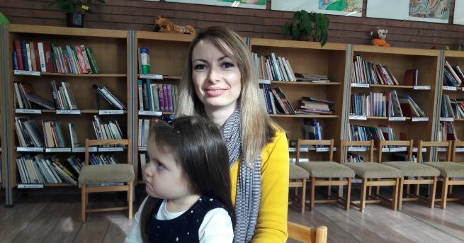 Снимка: Българки събират книги на родния език за детска библиотека в Лондон