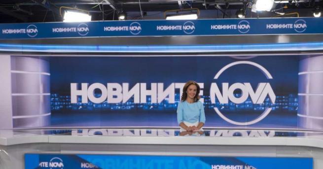 От 28 януари късните Новини на NOVA са с нов