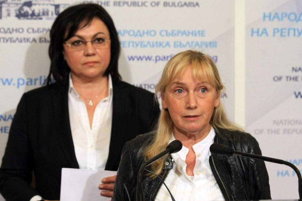 Image result for 4 Корнелия Нинова защити Елена Йончева