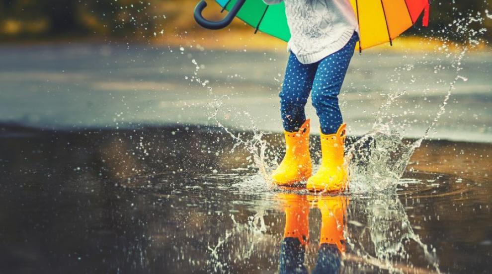 Времето утре: Облачно и дъждовно