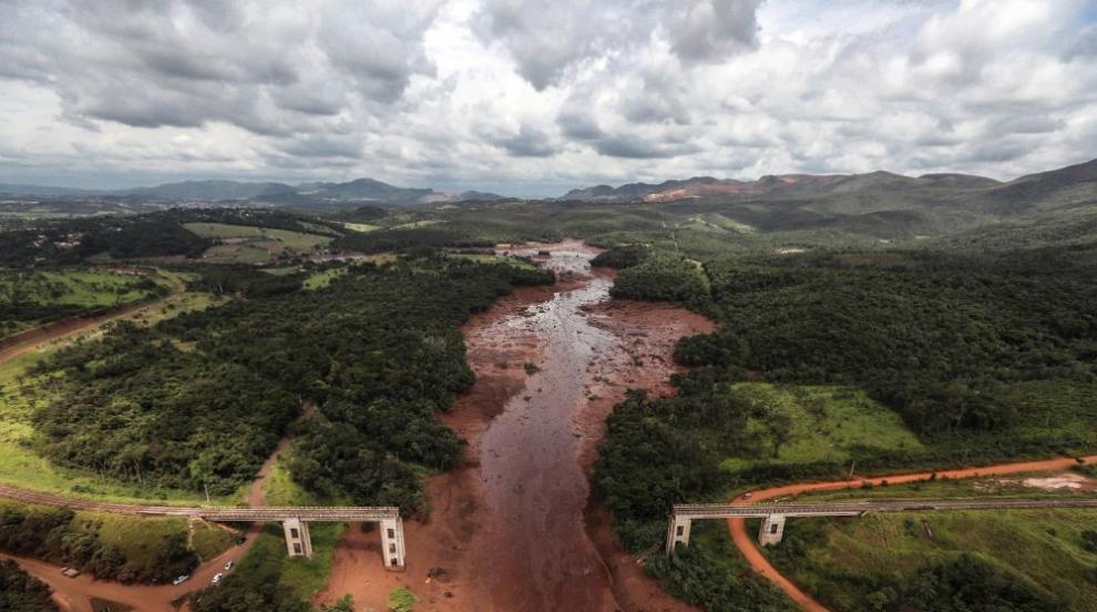 Жертви на токсичната вълна в Бразилия може завинаги да останат неоткрити