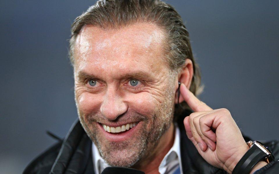ЦСКА естартирал преговори с германския специалист Томас Дол. Както е