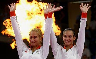 Сестри Стоеви завоюваха втора европейска титла в кариерата си
