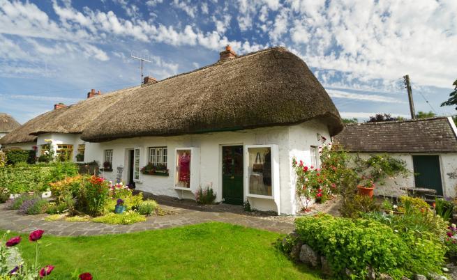 Далечни и непознати: малките градчета на Ирландия (СНИМКИ)