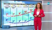 Прогноза за времето (30.01.2019 - обедна емисия)