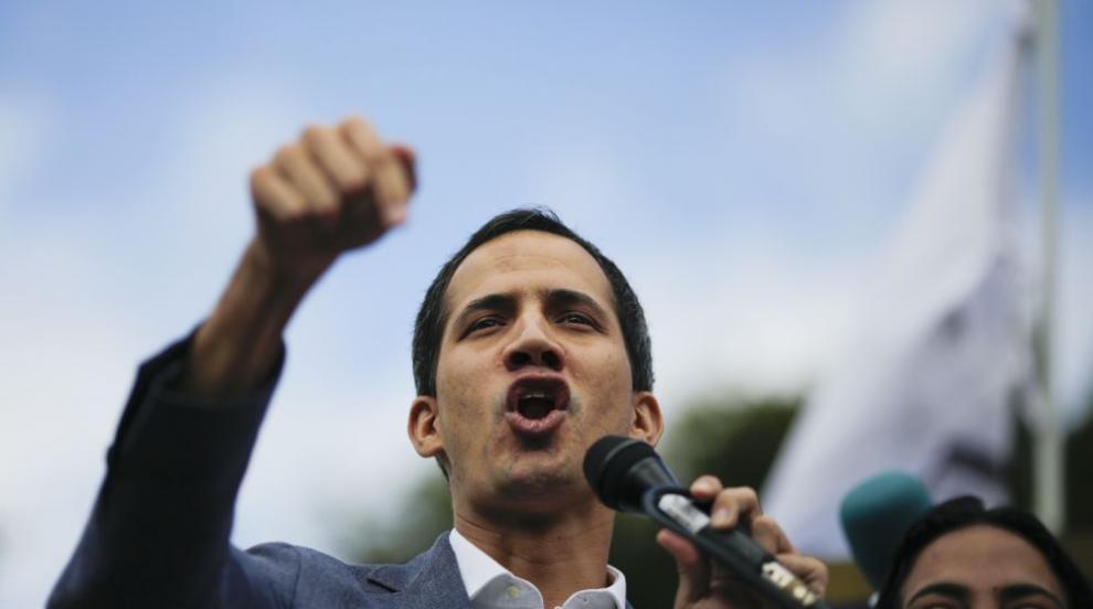 Хуан Гуайдо ще се върне във Венецуела въпреки заплахите
