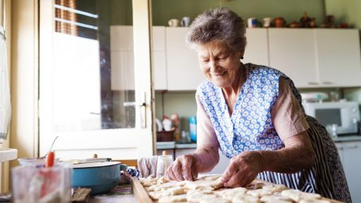 <p>Как да направим кухнята<strong> уютна като тази на баба</strong></p>