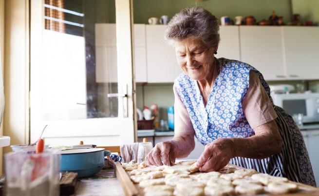 Идеи как да направим кухнята уютна като тази на баба
