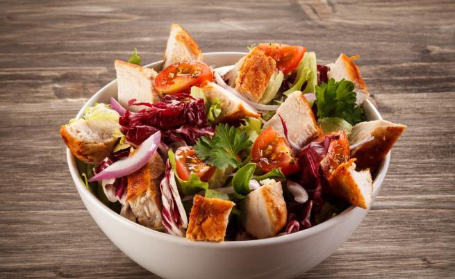 3 салати, с които да замените основното и да се заситите