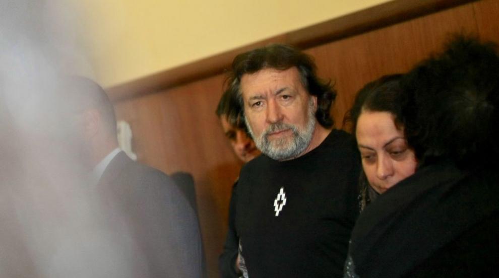 Съдът остави в ареста Николай Банев