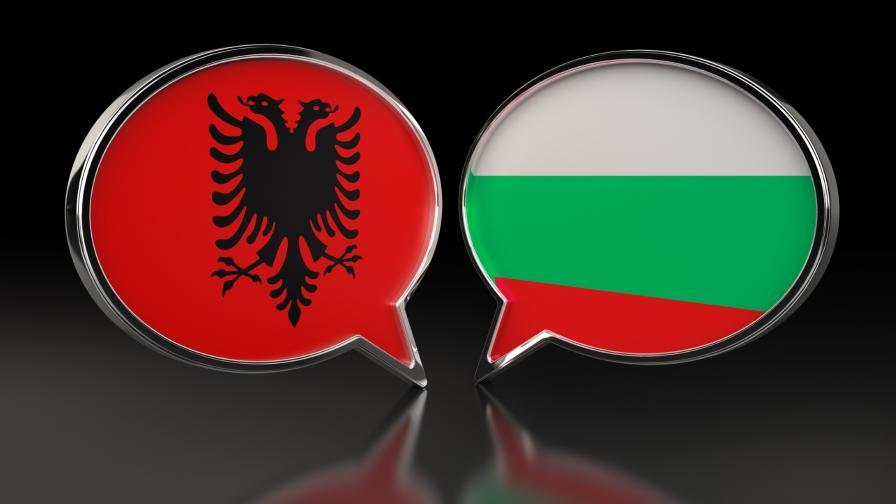 <p>За първи път: Новини на български по албанската тв</p>