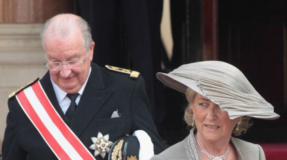 Бившият крал на Белгия Албер Втори отказа да се подложи на ДНК тест