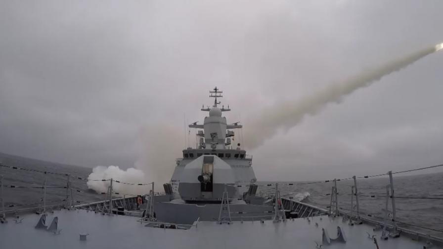 <p>Русия с уникално оръжие, което ослепява противника</p>