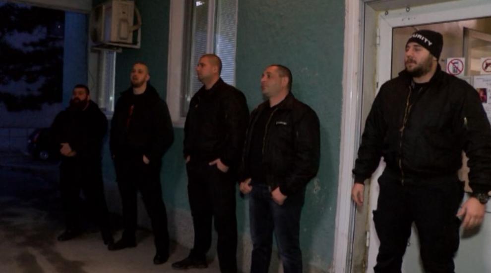 Охранители ще пазят спешните медици в Горна Оряховица (СНИМКИ)
