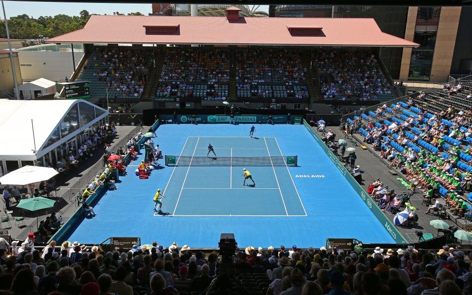 Аделаида става част от австралийското тенис лято