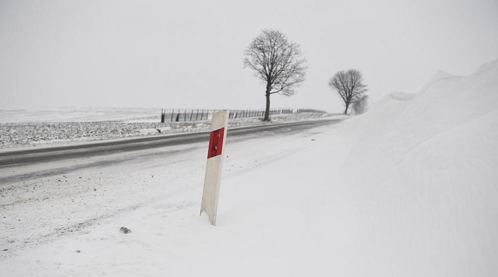 Снежна буря връхлетя САЩ в средата на април