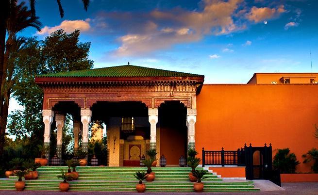 Ла Мамуния, Маракеш, Мароко