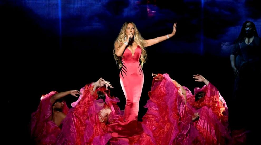 Марая Кери изнесе концерт в Саудитска Арабия (ВИДЕО)